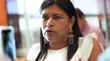 Pide Lydia Izquierdo a GGR defina si recorridos por el estado son por la dirigencia del PRD o candidatura en 2024