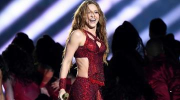 Shakira cumple su sueño  y da gracias a su natal Colombia