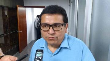 Afirma Agustín Silva que es un rumor solicitud de licencia de Ricardo Fitz