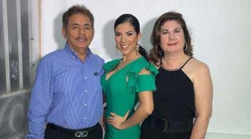 Macuspana hace oficial a Lizbeth Zenteno como su representante en la Feria Tabasco 2020