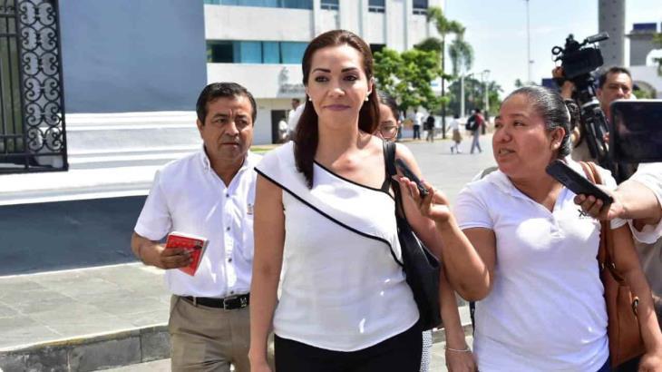 Mayra Jacobo puede seguir en SEDEC pese a investigación de la SFP, asegura gobierno
