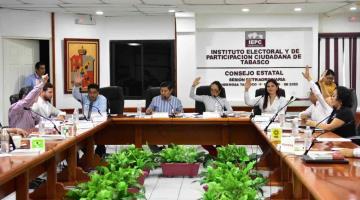 Integra IEPC Comisión Temporal para verificar requisitos de agrupaciones que buscan ser partido político local