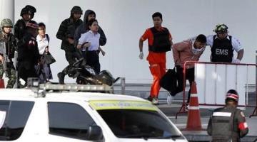 Reporta Tailandia 30 muertos tras ataque de un sujeto en un centro comercial