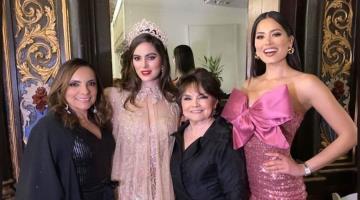 Teté Rosado triunfa en el New York Fashion Week 2020 con Monarquía