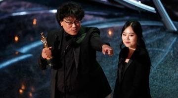 Parásitos arrasa en los Oscars 2020; aquí la lista completa de ganadores