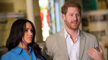 Harry y Meghan regresarán a Reino Unido a petición de la Reina
