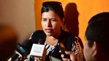 Plantea Lydia Izquierdo salida de Agustín Silva de la Coordinación de la bancada del PRD