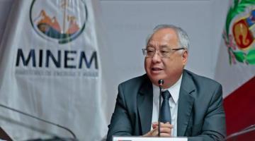 Ministro de Energía de Perú renuncia al cargo, había prestado asesoría a Odebrecht