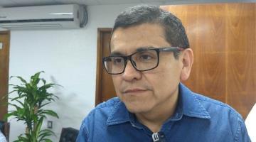 Rechaza Ricardo Fitz pedir licencia como diputado del PRD