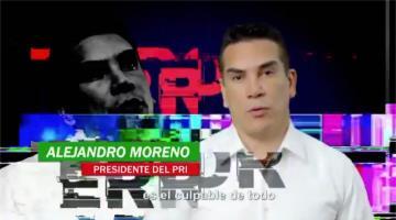 Lanza el PRI campaña de reivindicación el mismo día que detienen a Emilio Lozoya