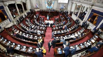 Aprueba Congreso de Guatemala fiscalizar a ONG´S