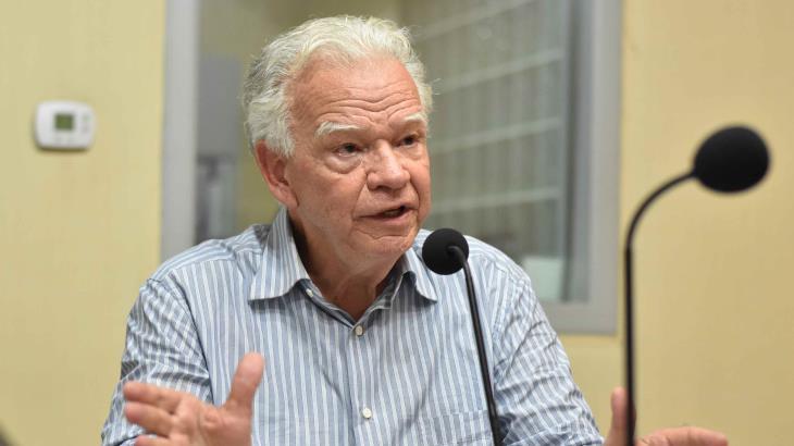 Asegura Granier que en su administración no prosperó el convenio con CFE por que el gobierno federal era panista