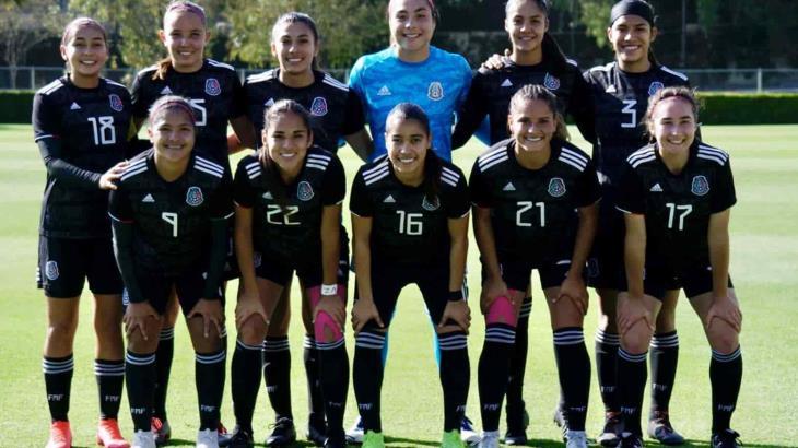 Lista la Selección Mexicana Femenil Sub-20 para debutar en Premundial