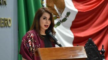 Falsa, versión de la renuncia de Beatriz Milland a la presidencia de la Jucopo, asegura AALH