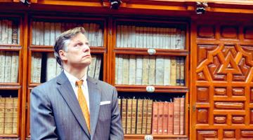 La inseguridad en México no permite el crecimiento económico, señala el embajador de EU, Christopher Landau
