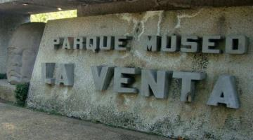 Continúa INAH analizando proyecto de resguardo de las piezas arqueológicas del Museo La Venta