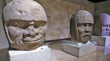 Expondrán piezas arqueológicas de la cultura Olmeca, durante 4 meses... en París