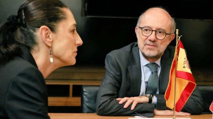 Proceso de extradición de Emilio Lozoya será largo: embajador de España en México