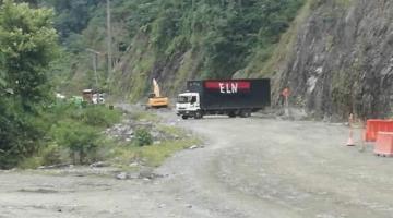 ELN amaga con paro armado para impedir libre tránsito de ciudadanos en Colombia