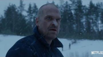 ¡Hopper está vivo!  Netflix lanza adelanto de la cuarta temporada de Stranger Things