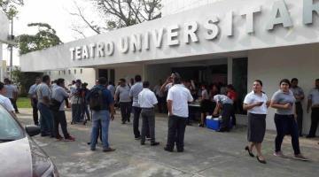 Hoy podría estallar la huelga en la UJAT... sindicalizados rechazan ofrecimientos de la rectoría