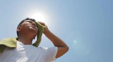 Será un cierre de mes caluroso y con temperaturas superiores a los 34 grados, advierte IPCE