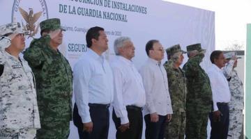Promete Alfonso Durazo acabar con los grupos criminales poco a poco