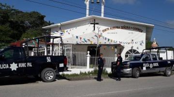 Hallan a mujer golpeada cerca de una iglesia en El Cedro Nacajuca