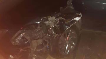 Deja seis heridos encontronazo sobre la carretera federal Paraíso - Comalcalco
