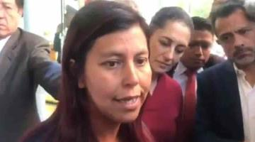 Mamá de la menor señala a su excuñado como presunto homicida de su hija