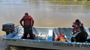 Rescatan cuerpo sin vida en Barranca y Guanal, al parecer pereció ahogado