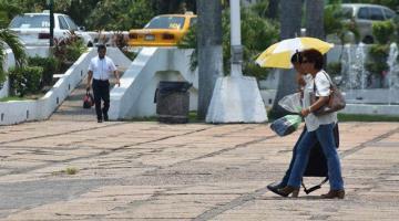 Prevalecerá ambiente caluroso en Tabasco, previo a entrada de frente frío 40 el próximo viernes