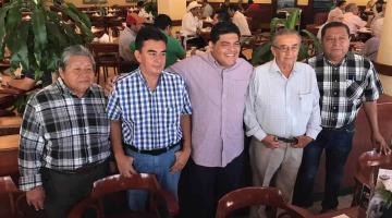 Nombran delegado para renovación de la dirigencia estatal de la CNC en Tabasco