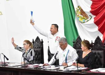 Rechaza Congreso local aprobar como urgente exhorto a la SCJN para que se pronuncie sobre acción de inconstitucionalidad contra Ley ISSET