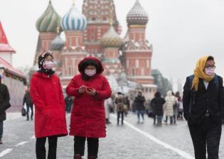 Prohibirá Rusia temporalmente el ingreso de ciudadanos chinos a su territorio