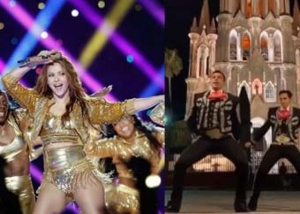Mariachis sorprenden a Shakira; bailan Champeta desde Guanajuato