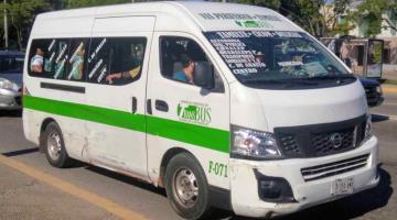 Confirman ampliación de permiso al Transbus para continuar prestando servicio con Urvans