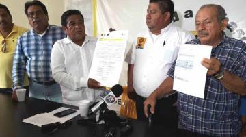 Inicia PRD entrega de más de 400 mil cartas-amparos contra CFE