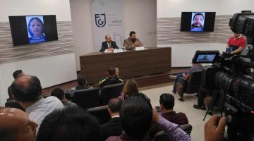 Presenta la fiscalía de la CDMX las fotos de dos sospechosos en caso Fátima