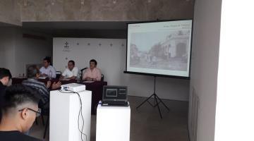 Realizan mesa de diálogo a 40 años del Museo Regional de Antropología Carlos Pellicer Cámara