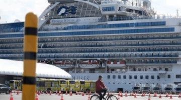Mueren dos ex pasajeros del crucero Diamond Princess, diagnosticados con coronavirus