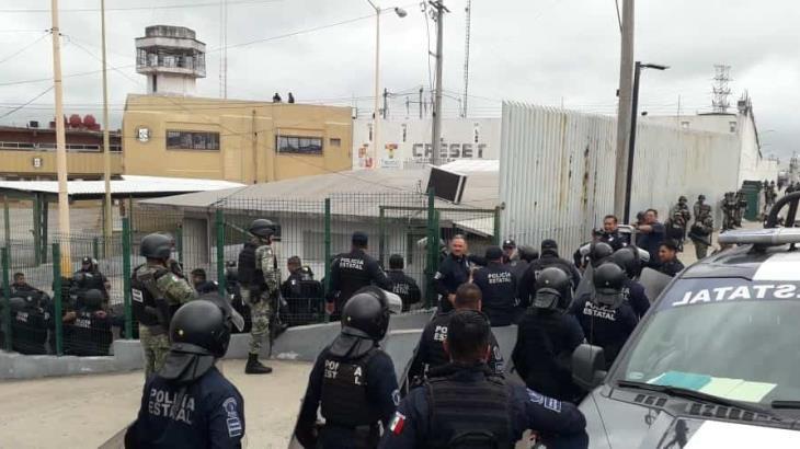 Nueva riña en el Creset deja tres internos heridos