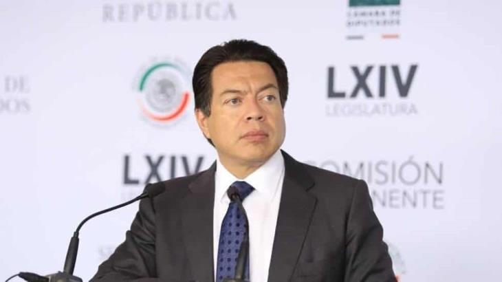 Ramírez Cuéllar hará un proceso ejemplar de renovación de la dirigencia de MORENA: Delgado