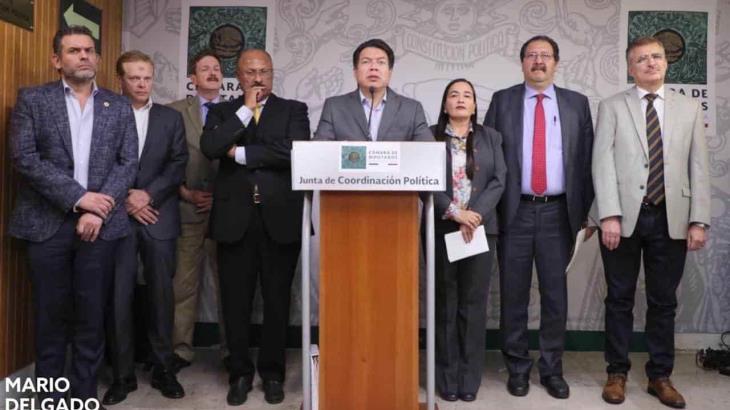Diputados eligen integrantes para comité de elección de consejeros del INE