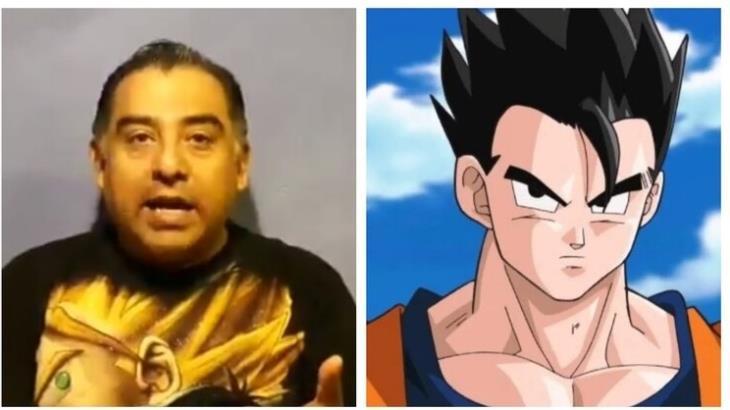 Muere Luis Alfonso Mendoza, la voz de Gohan en Dragon Ball