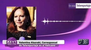 Valentina Alazraki   4 de marzo 2020