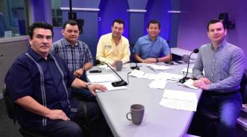 Juan Manuel Fócil/ Adrián Hernández/Pedro Hidalgo/ Jorge Broca