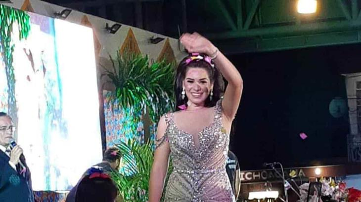 Presentan oficialmente a Paulina Castillo como representante de Cunduacán para Feria Tabasco 2020