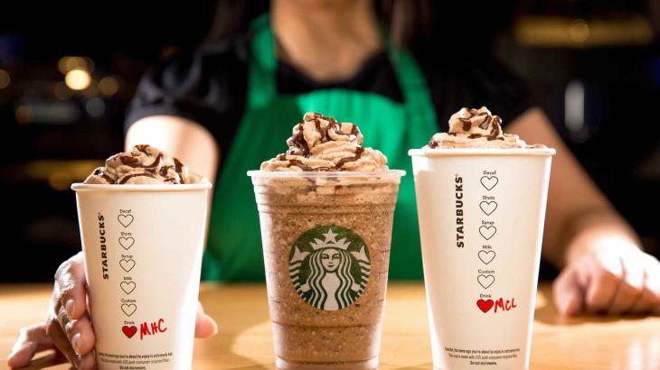 Celebra Starbucks aniversario con frappé a 25 pesos