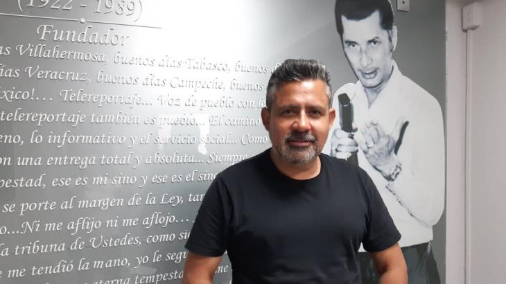 Julio Alegría espera que tabasqueños rían con el Tenorio Cómico 4ta. Transformación